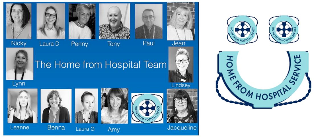 The Home from Hospital Team